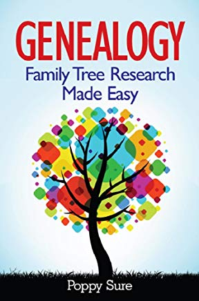 Genealogy - Family Tree Research Made Easy Cover
