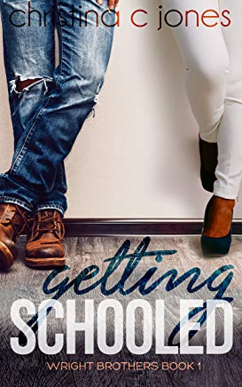 Getting Schooled (The Wright Brothers Book 1) Cover