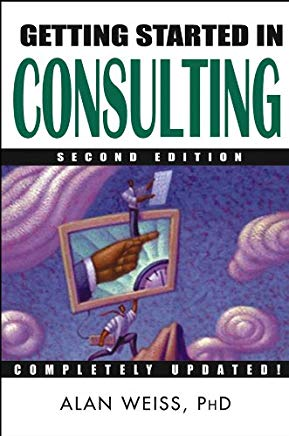 Getting Started in Consulting (Getting Started In. . .) Cover
