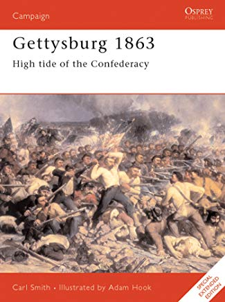 Gettysburg 1863: High tide of the Confederacy (Campaign) Cover