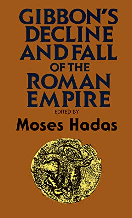 Gibbon's The Decline and Fall of the Roman Empire Cover