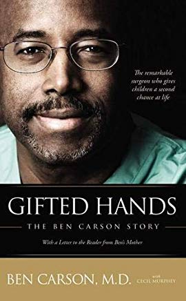 Gifted Hands: The Ben Carson Story Cover