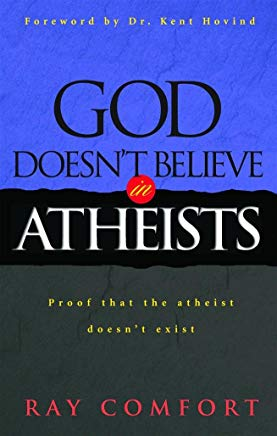 God Doesn't Believe in Atheists Cover