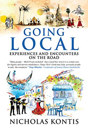 Going Local: Experiences and Encounters on the Road Cover