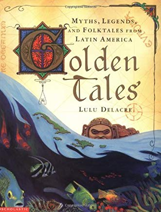 Golden Tales Cover