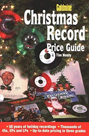 Goldmine Christmas Record Price Guide Cover