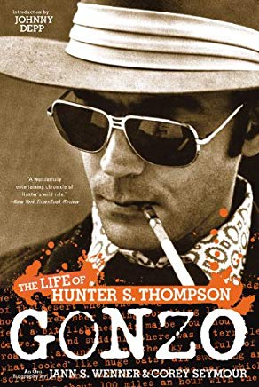 Gonzo: The Life of Hunter S. Thompson Cover