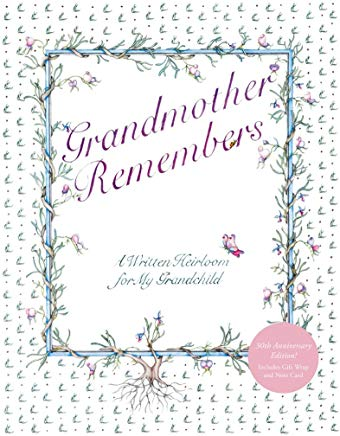 Grandmother Remembers 30th Anniversary Edition Cover