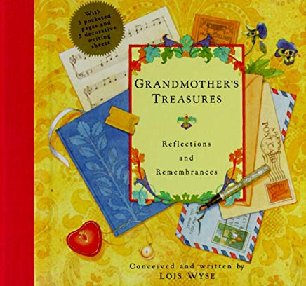 Grandmother's Treasures: Reflections and Remembrances Cover
