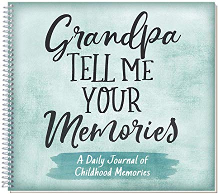 Grandpa, Tell Me Your Memories Cover
