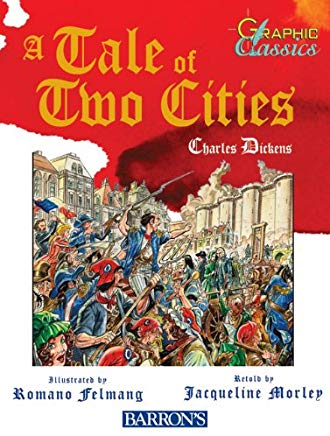 Graphic Classics a Tale of Two Cities Cover