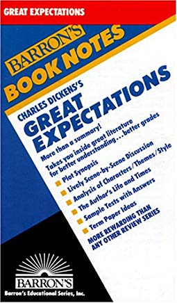 Great Expectations (Barron's Book Notes) Cover