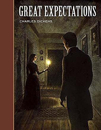 Great Expectations (Sterling Unabridged Classics) Cover