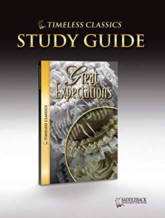Great Expectations Study Guide (Timeless) (Timeless Classics) Cover