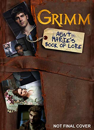 Grimm: Aunt Marie's Book of Lore Cover