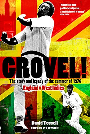 Grovel!: The Story and Legacy of the Summer of 1976 Cover