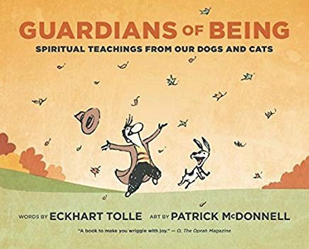 Guardians of Being: Spiritual Teachings from Our Dogs and Cats Cover