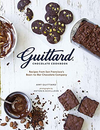 Guittard Chocolate Cookbook: Decadent Recipes from San Francisco's Premium Bean-to-Bar Chocolate Company Cover