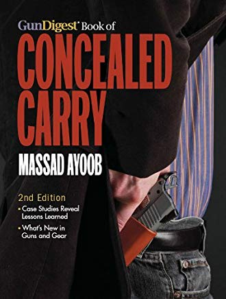 Gun Digest Book of Concealed Carry Cover