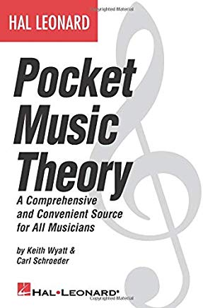 Hal Leonard Pocket Music Theory: A Comprehensive and Convenient Source for All Musicians Cover