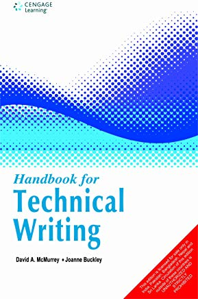 Handbook For Technical Writing Cover