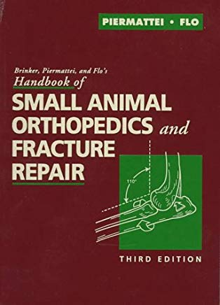 Handbook of Small Animal Orthopedics and Fracture Repair Cover