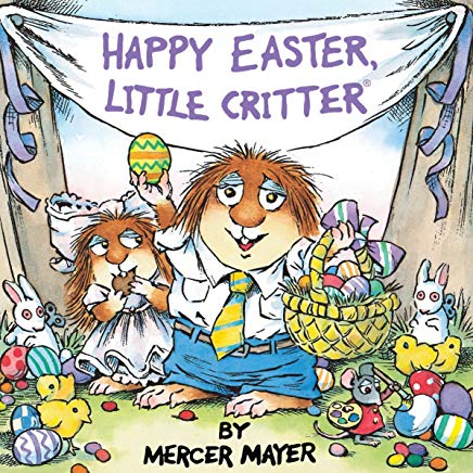 Happy Easter, Little Critter (Little Critter) (Look-Look) Cover