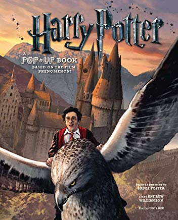 Harry Potter: A Pop-Up Book Cover