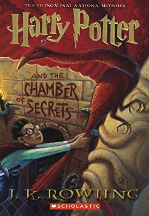 Harry Potter And The Chamber Of Secrets (Turtleback School & Library Binding Edition) Cover