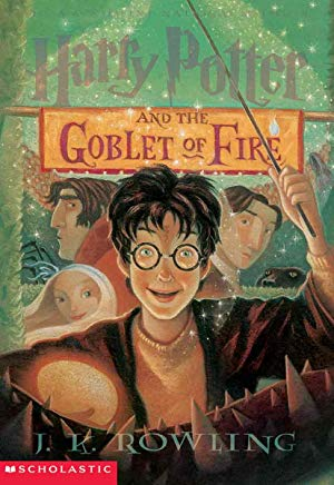 Harry Potter And The Goblet Of Fire (Turtleback School & Library Binding Edition) Cover