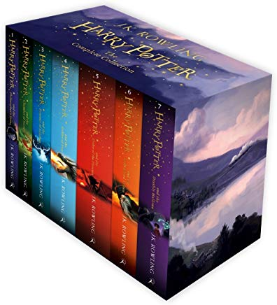 Harry Potter Box Set: The Complete Collection Cover