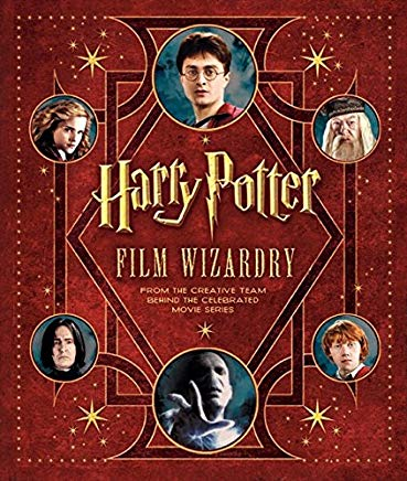 Harry Potter Film Wizardry Cover