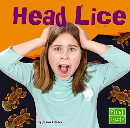 Head Lice (Health Matters) Cover