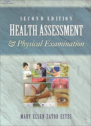 Health Assessment & Physical Examination Cover
