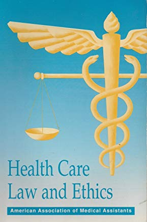 Health Care, Law and Ethics Cover