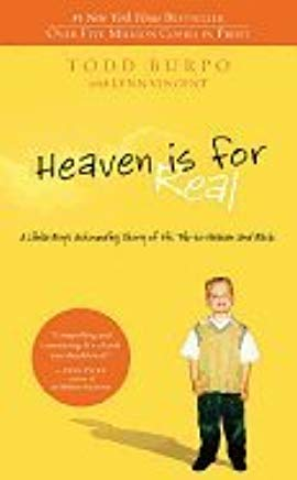 Heaven Is for Real (10) by Burpo, Todd - Vincent, Lynn [Paperback (2010)] Cover