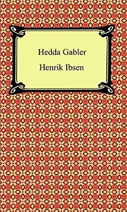 Hedda Gabler [with Biographical Introduction] Cover