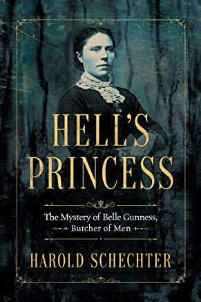 Hell's Princess: The Mystery of Belle Gunness, Butcher of Men [Kindle in Motion] Cover