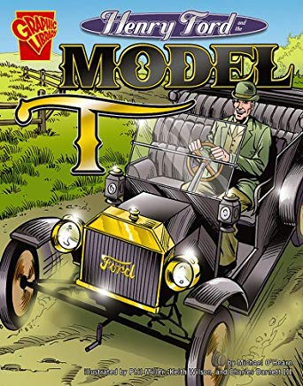 Henry Ford and the Model T (Inventions and Discovery) Cover