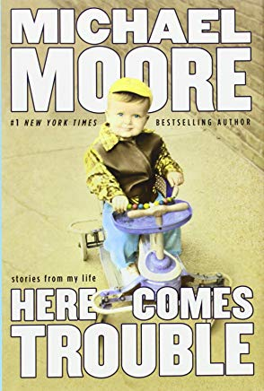 Here Comes Trouble: Stories from My Life Cover