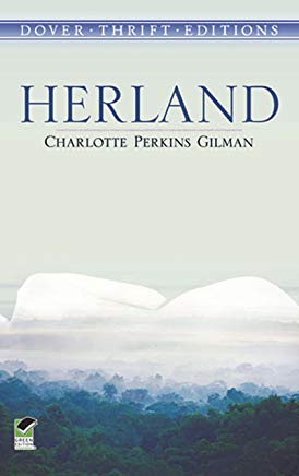 Herland (Dover Thrift Editions) Cover