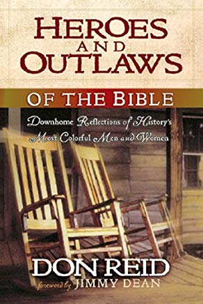 Heroes and Outlaws of the Bible Cover