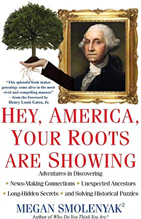 Hey, America, Your Roots Are Showing Cover