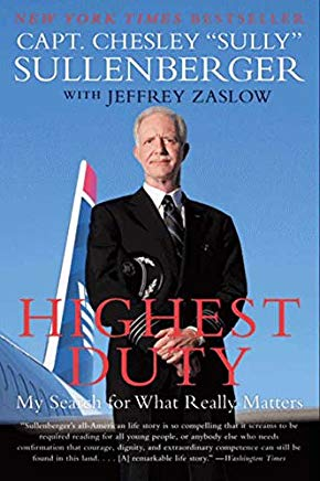 Highest Duty: My Search for What Really Matters Cover