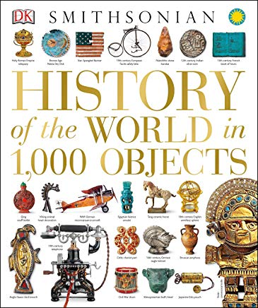 History of the World in 1,000 Objects Cover