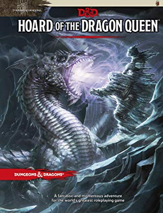 Hoard of the Dragon Queen (Dungeons & Dragons) Cover