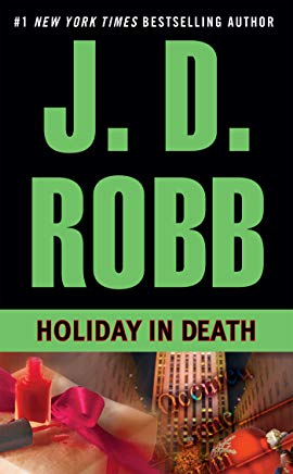 Holiday in Death Cover