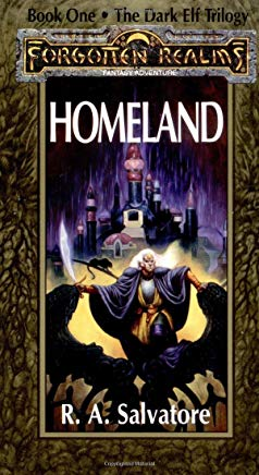 Homeland (Forgotten Realms) Cover