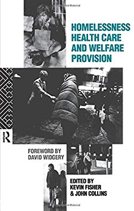 Homelessness, Health Care and Welfare Provision Cover