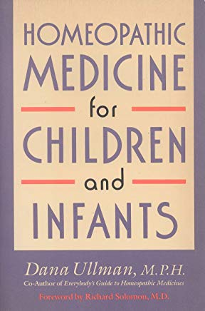 Homeopathic Medicine for Children and Infants Cover
